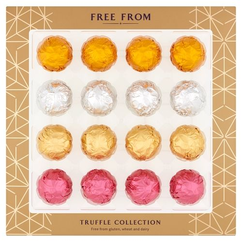 ASDA Extra Special Free From Truffle Collection-Vegan & gluten free chocolate