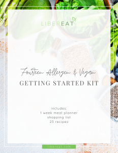 14 Allergy + Vegan Recipes Cover