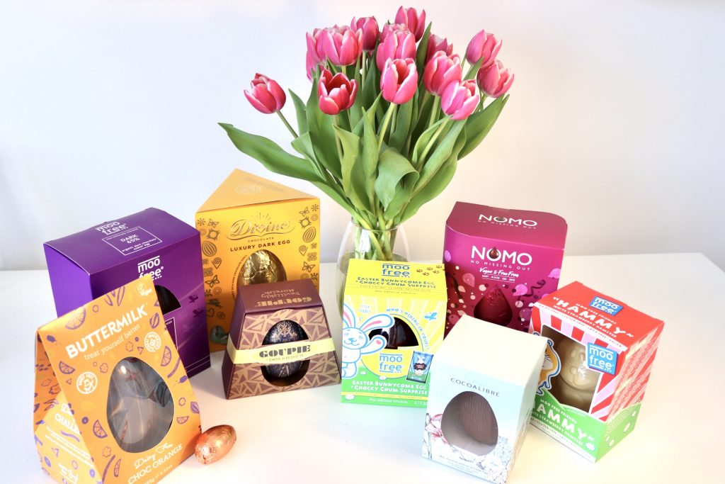 Free From Vegan Easter Eggs