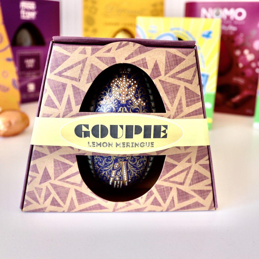 Groupie Lemon Meringue Easter Egg