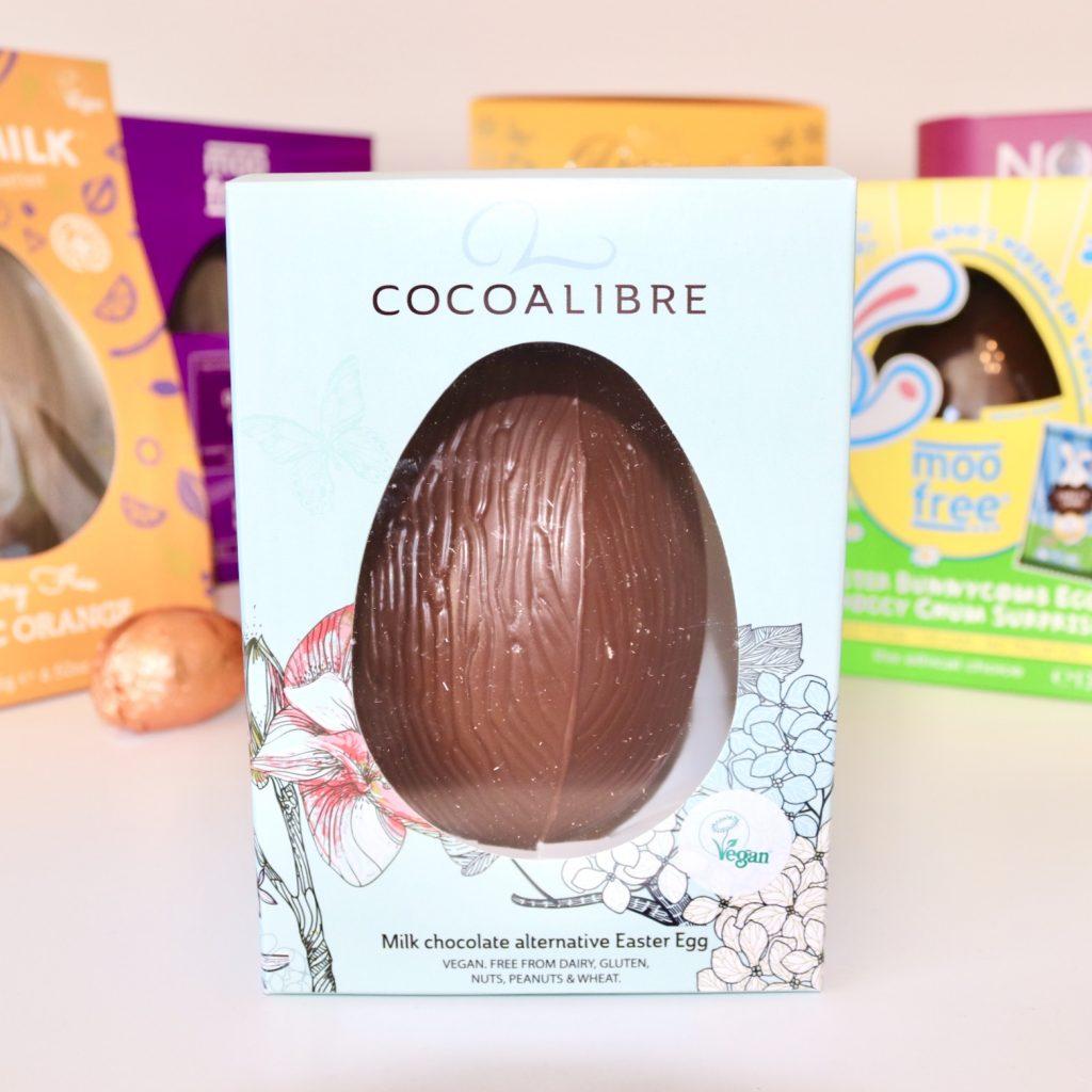 cocoa libre milk chocolate easter egg