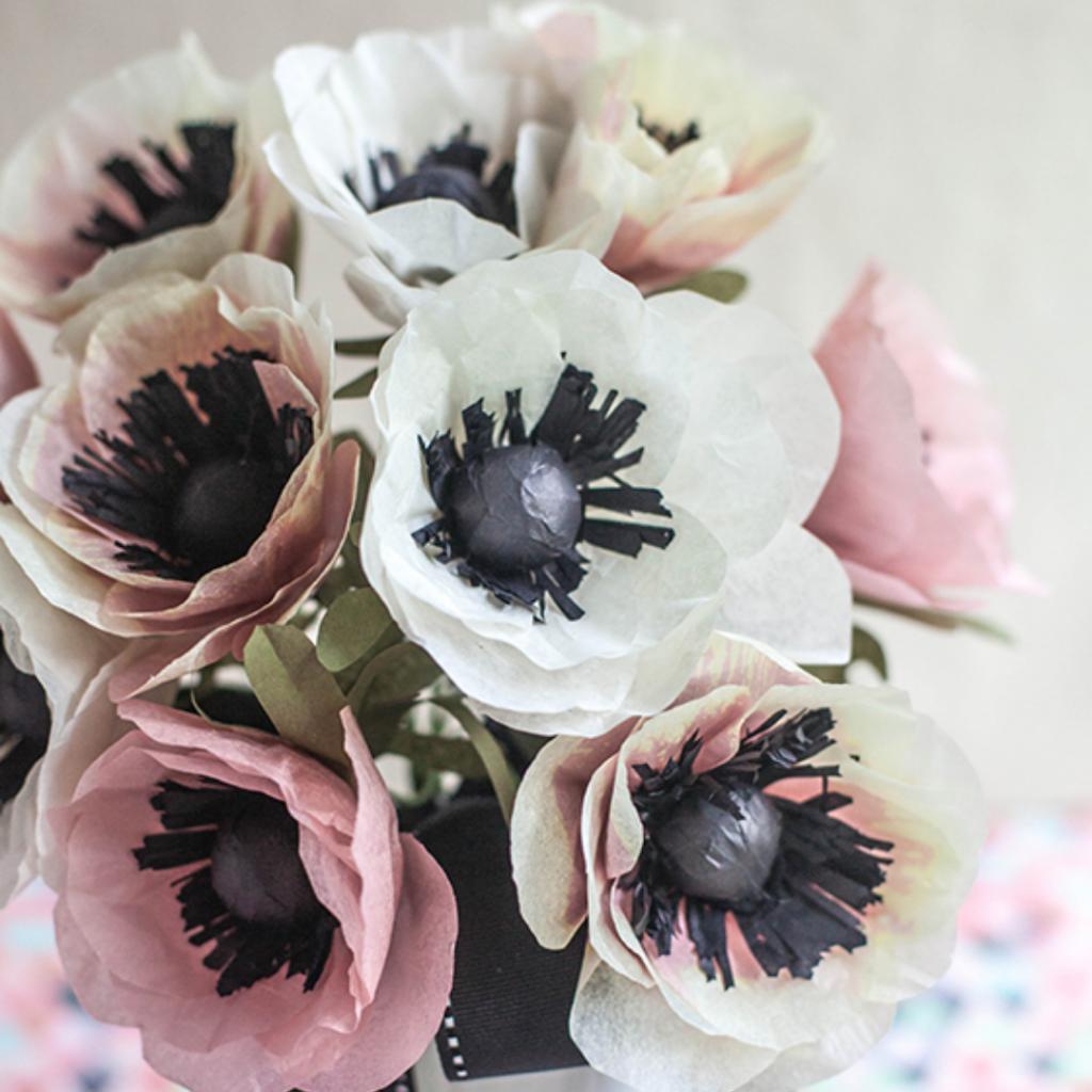 Vegan friendly Mother's day flower bouquet
