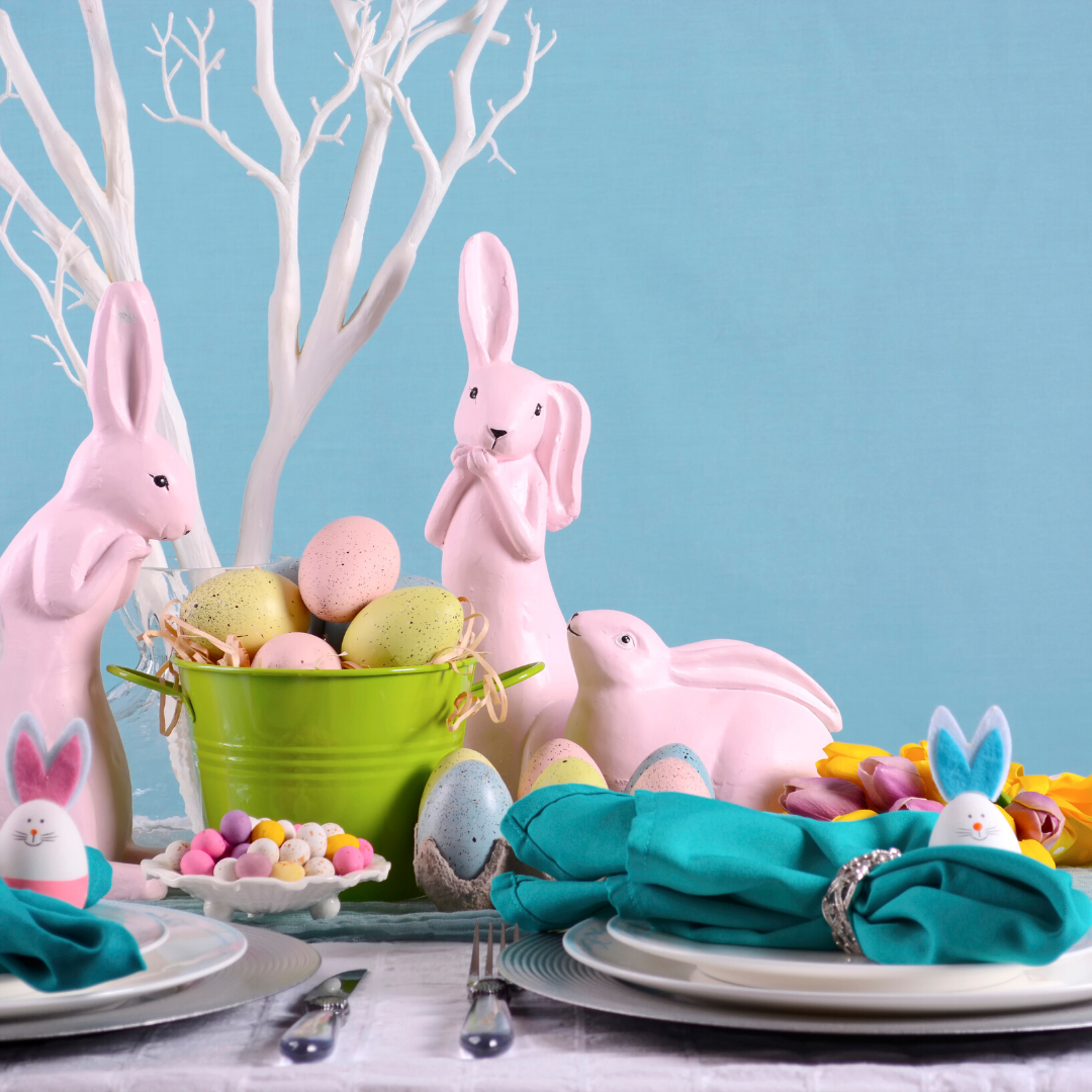 Vegan and Allergy Friendly Easter Menu