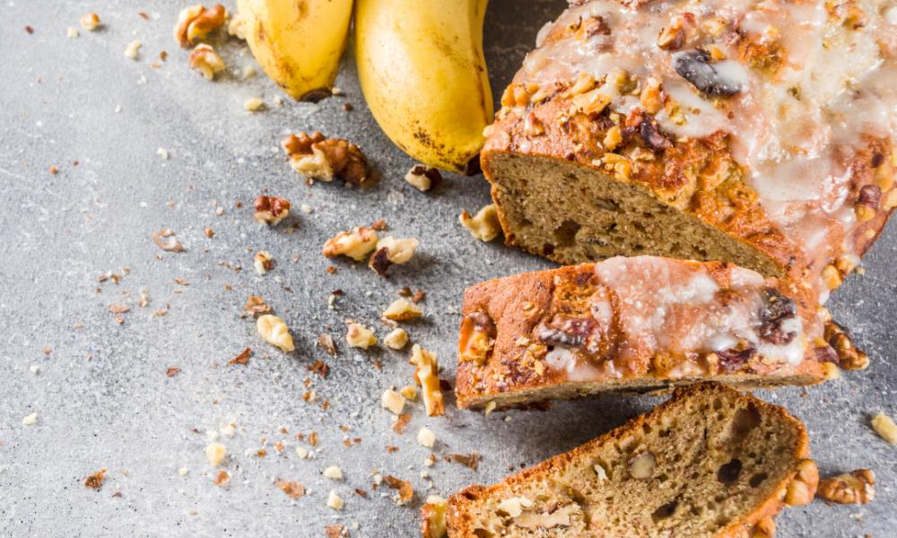 Best free from banana bread recipes