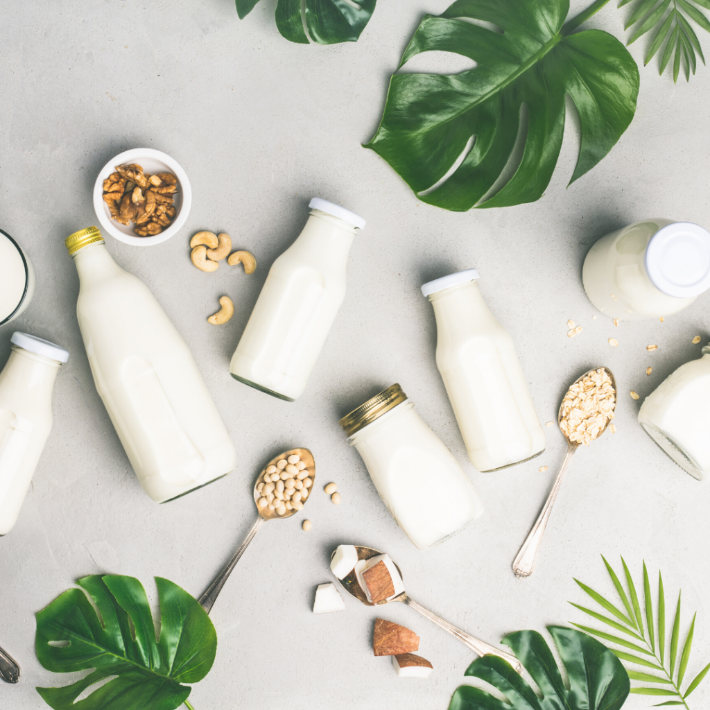 how to choose plant-based milk