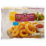 free from onion rings