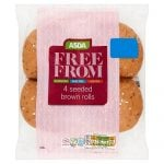 ASDA free from rolls