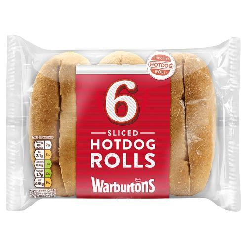 vegan hot dog rolls