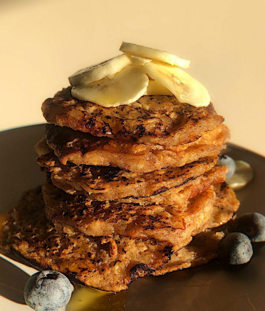 Tasty Oat Pancakes