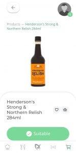 Henderson's Relish Gluten Free LiberEat