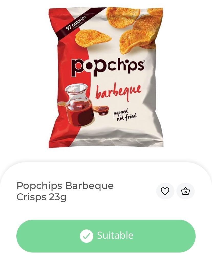 BBQ Popchips
