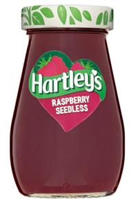 Hartley's Seedless Raspberry Jam