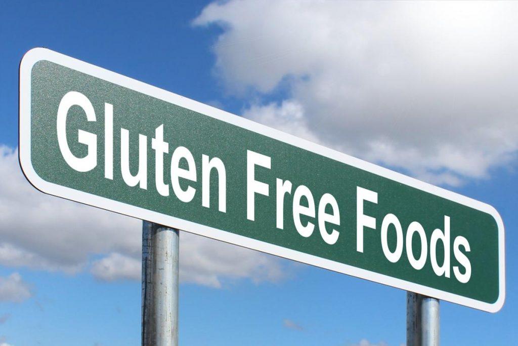 gluten free foods coeliac disease