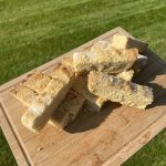 vegan and gluten-free shortbread picure