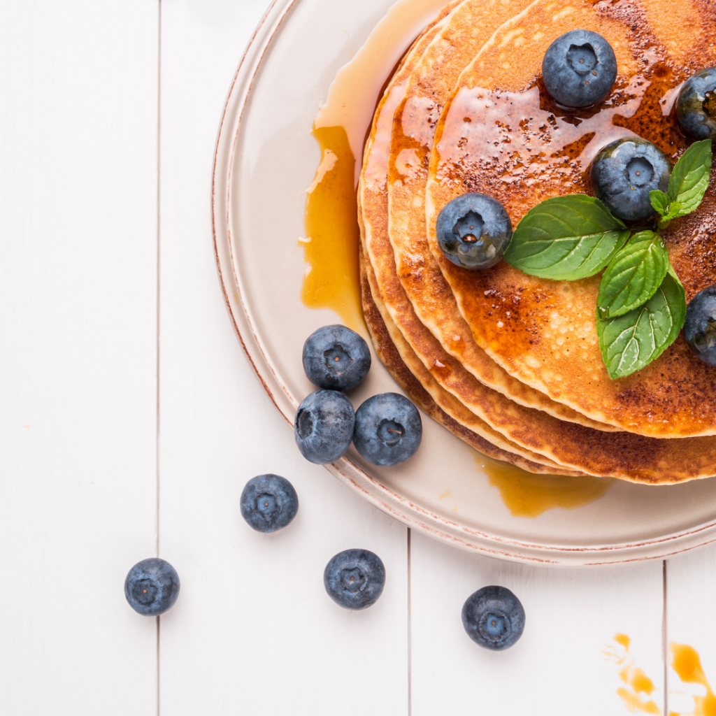 Gluten & Dairy Free Pancakes