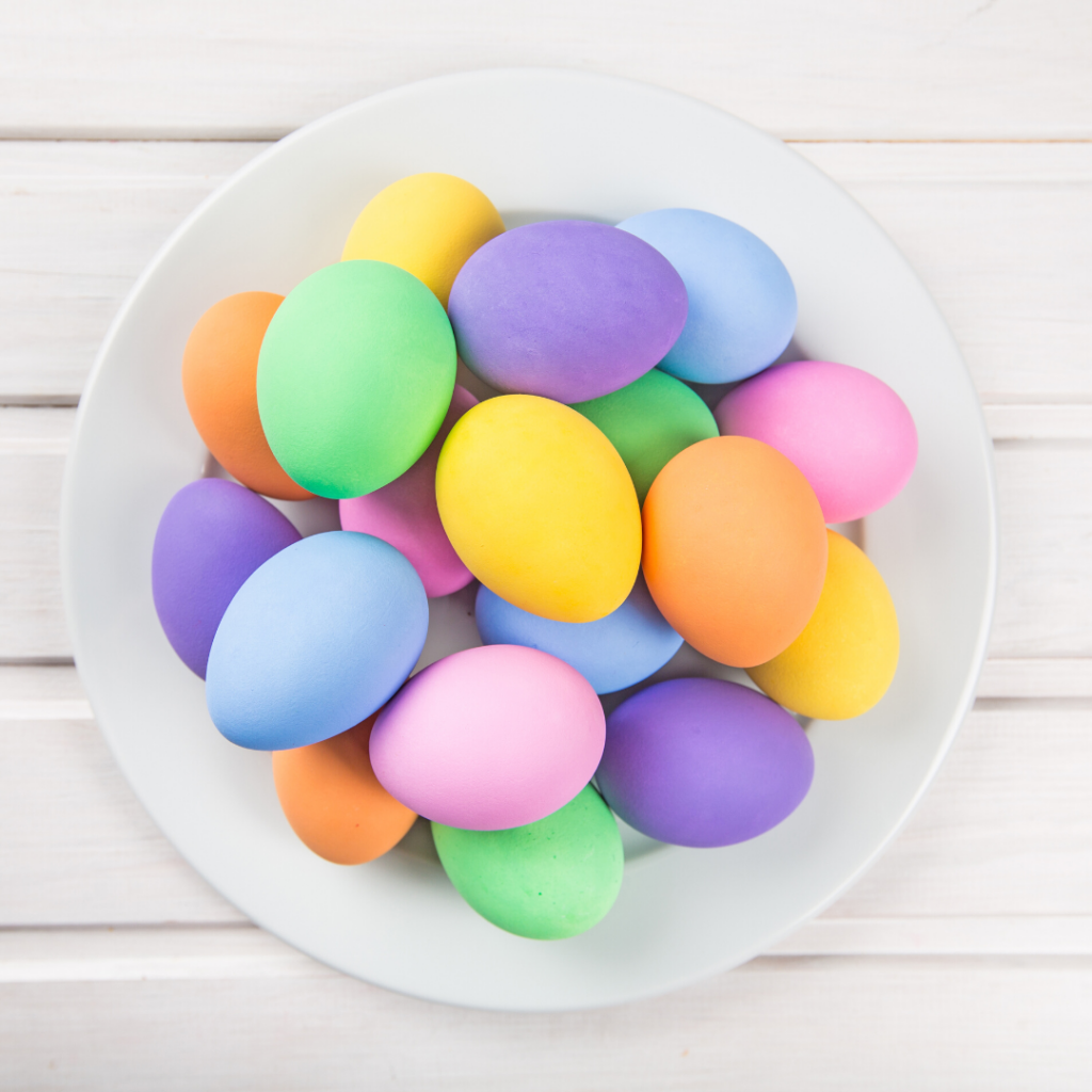 Vegan and Free From Easter Eggs