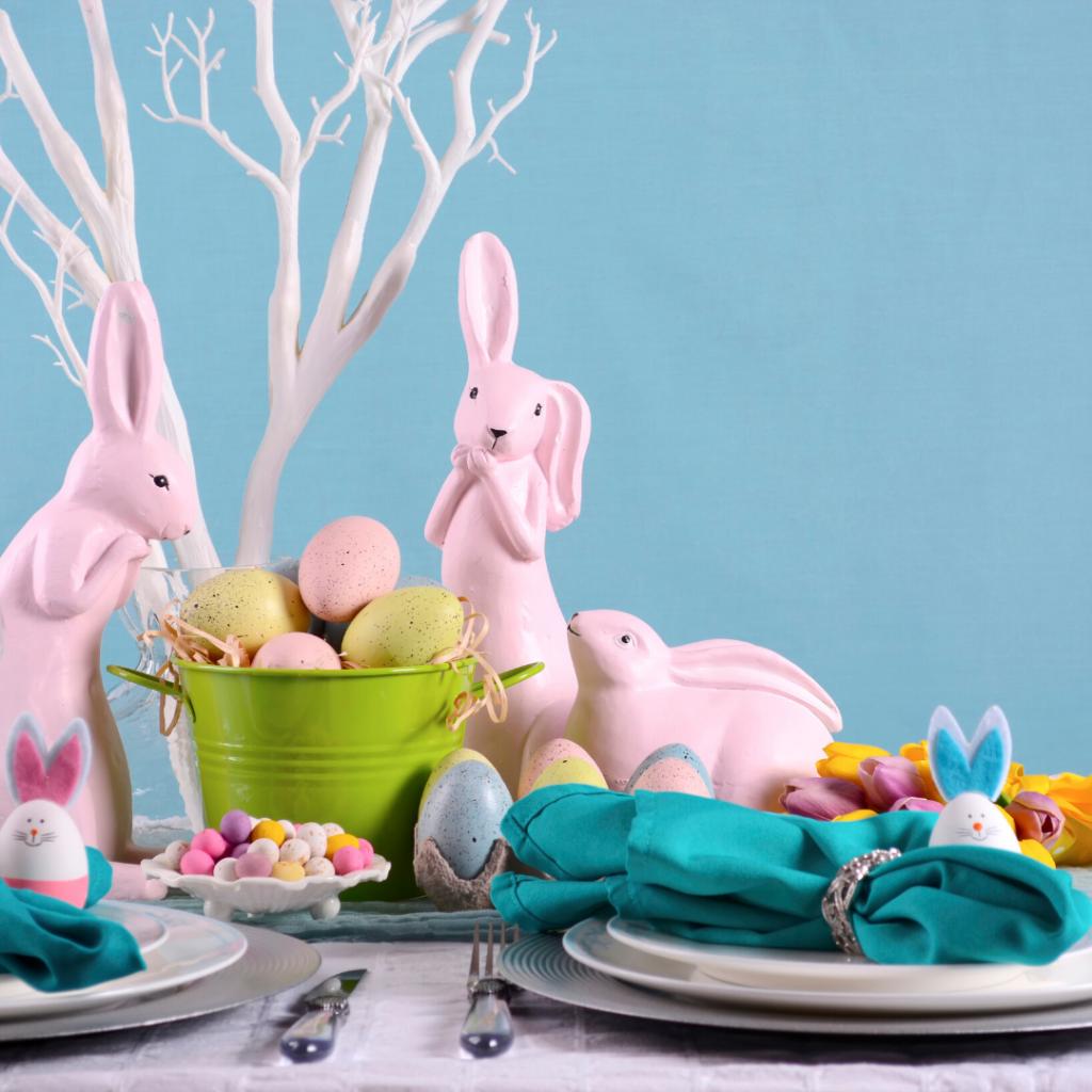 Vegan and Allergy Friendly Easter Menu