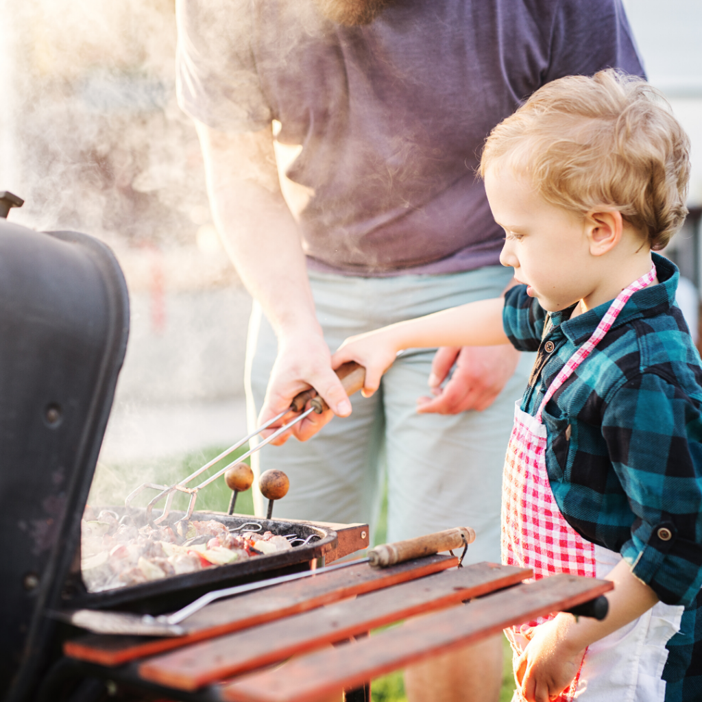 vegan and allergy friendly bbq